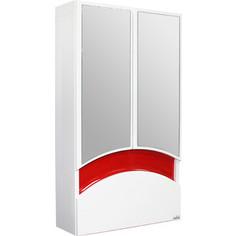 Шкаф навесной Mixline Радуга 46 красный (2130305224752)
