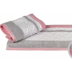 Полотенце махровое Hobby home collection Nazende розовый 70x140 (1501001732)