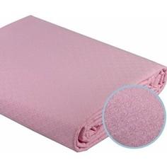 Покрывало Hobby home collection 2-х сп, жаккард вафельное Anastasiya светло- розовый (1501001411)