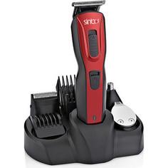 Машинка для стрижки волос Sinbo SHC 4369 красный/черный