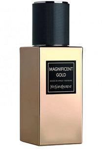 Парфюмерная вода Magnificent Gold YSL Saint Laurent