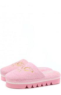 Текстильные домашние туфли Pantofola Dolce & Gabbana