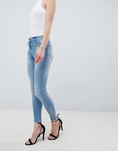 Светлые джинсы Forever Unique - Синий