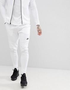 Белые джоггеры Nike 861652-100 - Белый