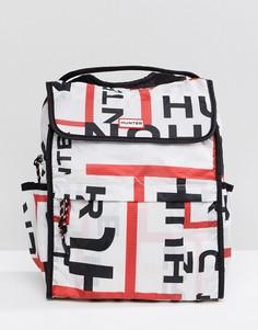 Рюкзак с принтом логотипа Hunter Original - Мульти