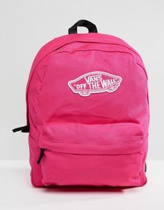 Рюкзак Vans Realm - Розовый