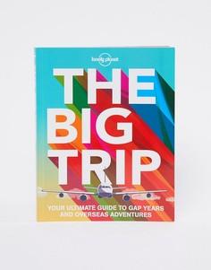 Книга-путеводитель Lonely Planet The Big Trip Gap Years and Adventures - Мульти Books