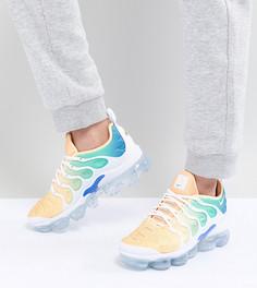 Белые кроссовки Nike Air Vapormax Plus - Белый