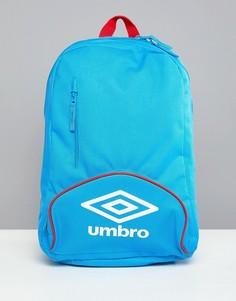 Рюкзак с логотипом Umbro Corwin - Синий