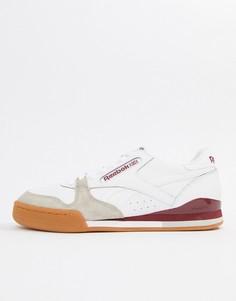 Белые кроссовки Reebok Phase 1 Pro CV CM9287 - Белый