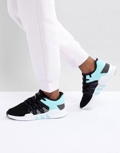 Женские кроссовки Adidas EQT Racing Advance - Черный