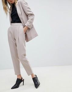 Мягкие брюки AllSaints - Розовый