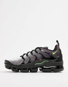 Черные кроссовки Nike Air Vapormax Plus 924453-009 - Черный
