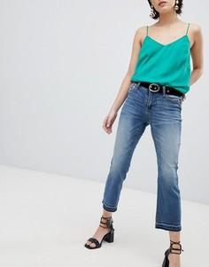 Расклешенные джинсы Vero Moda - Синий