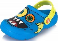 Шлепанцы для мальчиков Crocs Fun Lab Clog K