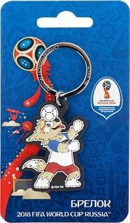 """Брелок 2018 FIFA World Cup Russia™ Забивака """"Без рук!"""" NO Brand"""