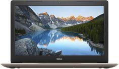"Ноутбук DELL Inspiron 5570, 15.6"", Intel Core i5 8250U 1.6ГГц, 8Гб, 1000Гб, AMD Radeon 530 - 4096 Мб, DVD-RW, Linux, 5570-0078, золотистый"