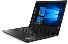 "Ноутбук LENOVO ThinkPad Edge E480, 14"", Intel Core i5 8250U 1.6ГГц, 8Гб, 1000Гб, Intel UHD Graphics 620, Windows 10 Professional, 20KN0069RT, черный"
