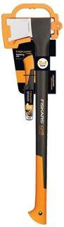 Топор Fiskars Х21 средний черный/оранжевый (1025436)