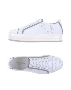 Женские низкие кеды и кроссовки Alberto Guardiani