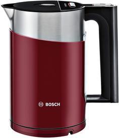 Электрочайник Bosch TWK861P4RU (красный)
