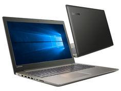 Ноутбук Lenovo IdeaPad 520-15IKBR 81BF006YRK (Intel Core i7-8550U 1.8 GHz/8192Mb/1000Gb + 128Gb SSD/No ODD/nVidia GeForce MX150 4096Mb/Wi-Fi/Bluetooth/Cam/15.6/1920x1080/Windows 10 64-bit)