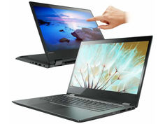Ноутбук Lenovo Yoga 520-14IKBR 81C8003HRK (Intel Core i5-8250U 1.6 GHz/4096Mb/128Gb SSD/No ODD/Intel HD Graphics/Wi-Fi/Bluetooth/Cam/14.0/1920x1080/Windows 10 64-bit)