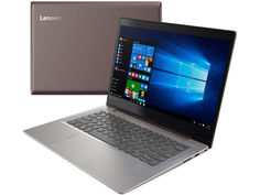 Ноутбук Lenovo IdeaPad 520S-14IKBR 81BL0094RU (Intel Core i5-8250U 1.6 GHz/8192/1000Gb/No ODD/nVidia GeForce MX130 2048Mb/Wi-Fi/Bluetooth/Cam/14.0/1920x1080/Windows 10 64-bit)