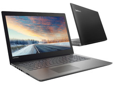Ноутбук Lenovo IdeaPad 320 15 AMD (AMD A9 9420 3000 MHz/15.6/1920x1080/4Gb/1128Gb HDD+SSD/DVD нет/AMD Radeon 520/Wi-Fi/Bluetooth/Windows 10 Home)