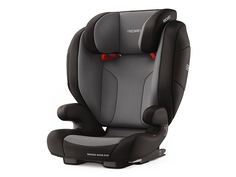 Автокресло группа 1/2/3 (9-36 кг) Recaro Monza Nova Evo Seatfix Carbon Black