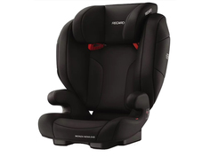 Автокресло группа 1/2/3 (9-36 кг) Recaro Monza Nova Evo Seatfix Perfomance Black
