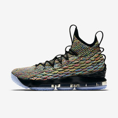 Баскетбольные кроссовки LeBron 15 Nike