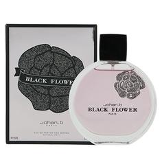 Парфюмерная вода `JOHAN.B` BLACK FLOWER (жен.) 85 мл