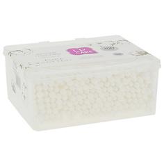Палочки ватные `LP CARE` PURE COTTON в коробке 200 шт
