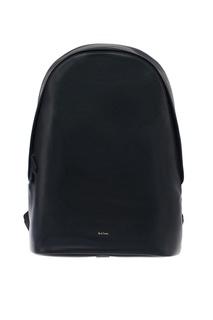 Черный кожаный рюкзак Paul Smith