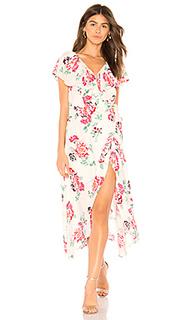 Платье pretty petals - MINKPINK