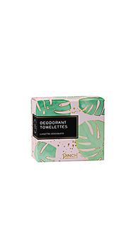 Дезодорант deodorant towelettes - Pinch Provisions