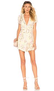 Платье с коротким рукавом tumbleweed - MAJORELLE