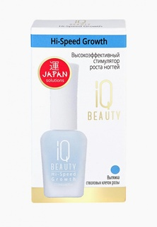Средство для роста ногтей IQ Beauty
