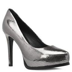 Туфли KISS MOON C-830 темно-серый