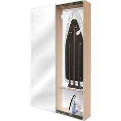 Встроенная гладильная доска Shelf.On Астра Гранде купе дуб кремона шампань лево