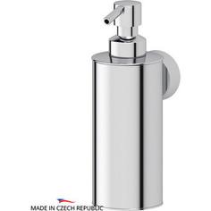 Емкость для жидкого мыла металлическая FBS Nostalgy хром (NOS 011)
