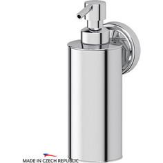 Емкость для жидкого мыла металлическая FBS Ellea хром (ELL 011)