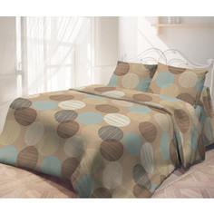 Комплект постельного белья Самойловский текстиль Семейный, бязь, с наволочками 50х70 (713583)