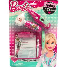 Corpa Игровой набор юного доктора Barbie на блистере (D121B)