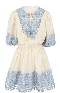 4f4678d2d5d Женские короткие платья Zimmermann – купить короткое платье в ...