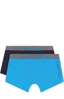 Комплект из двух хлопковых боксеров Calvin Klein Underwear