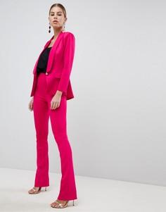 Строгие брюки Club L - Розовый