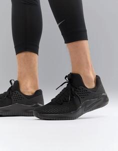 Черные кроссовки Nike Training V8 Free AH9395-003 - Черный