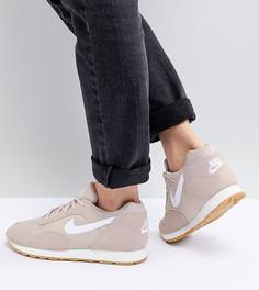 Бежевые кроссовки Nike Outburst - Бежевый